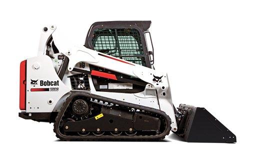 Bobcat T590 Skid Steer, 2200lb Capacity 66hp Track