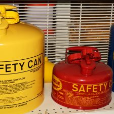 Cans, Safety
