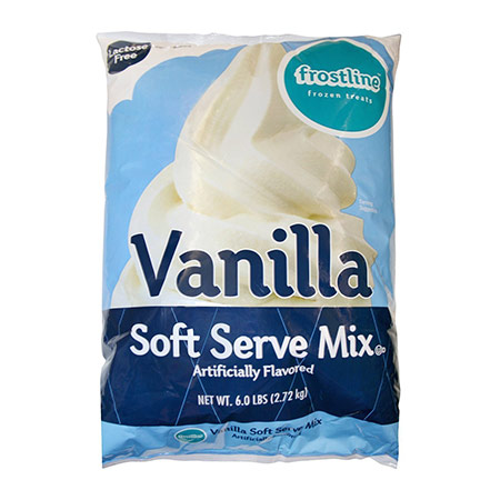 Soft Serve Ice Cream Supplies